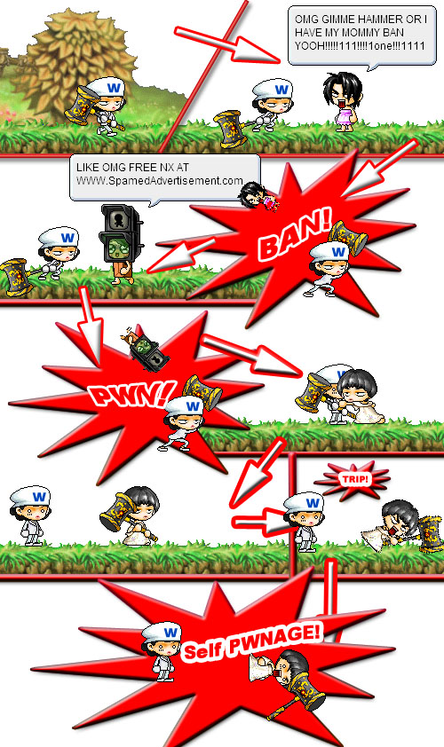 how to use skills maplestory