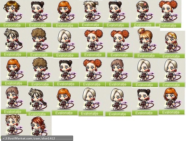 of Maplestory Amoria Hairstyles Exp Picture Ideas With Up Hairstyles ...