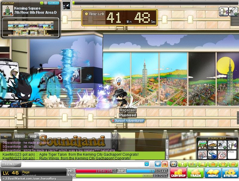 maplestory rock of time