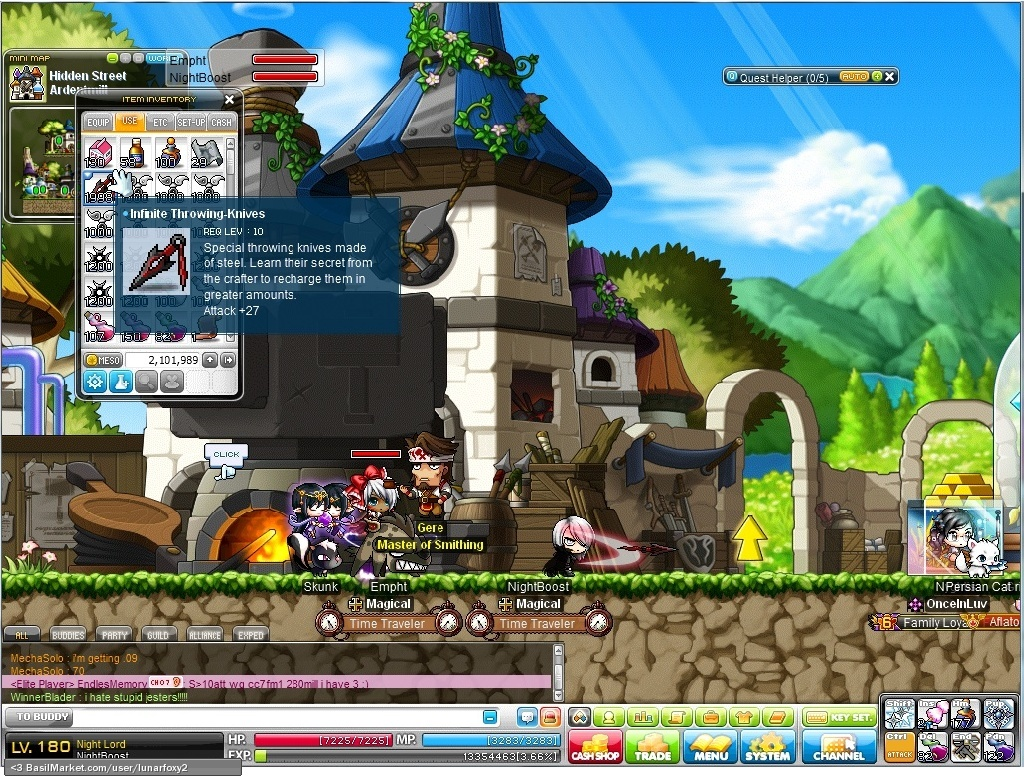 maplestory how to make it fit to screen