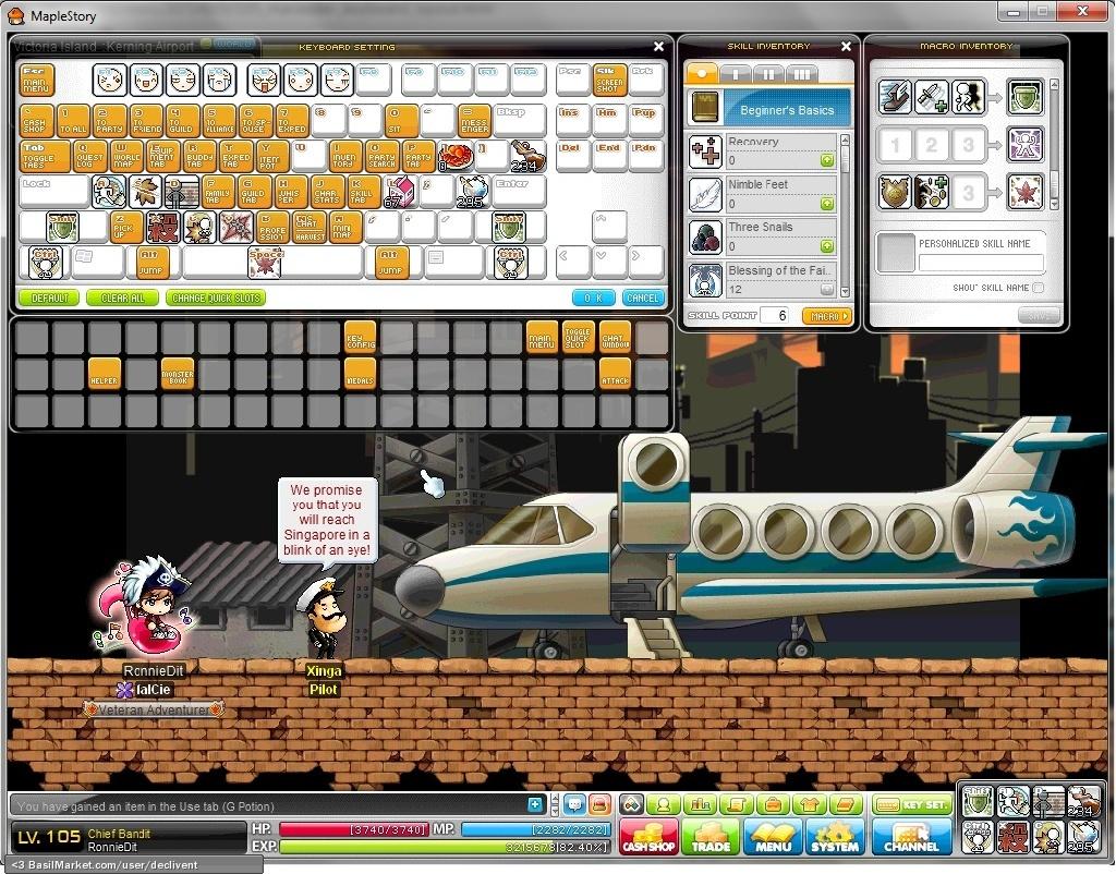 105 Chief Bandit Laptop Keyboard Layout Diagram Screen