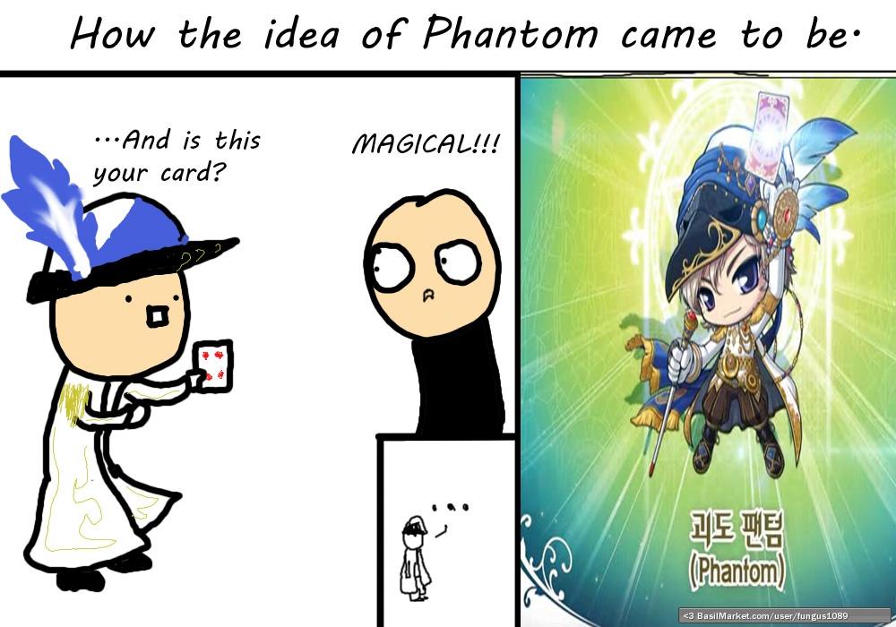 maplestory phantom skill build guide