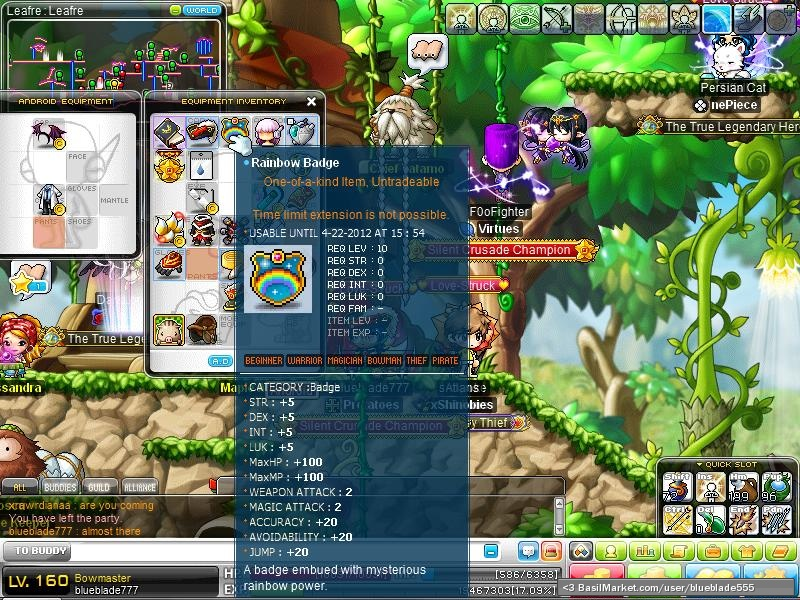 Tower of Oz Comprehensive Guide | Dexless, Maplestory ...
