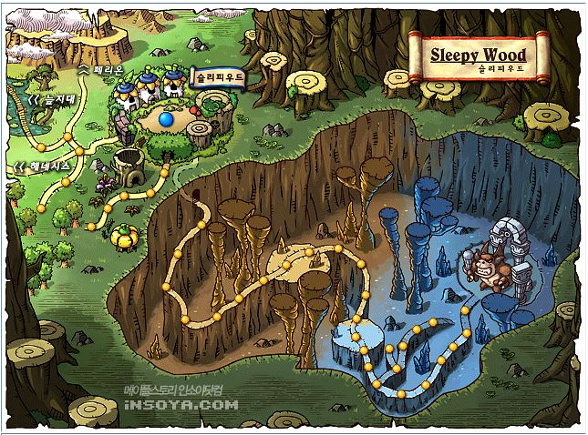 maplestory how to get to masteria