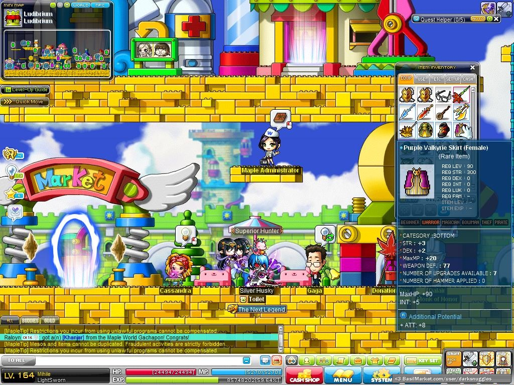 maplestory how to get 3rd line potential