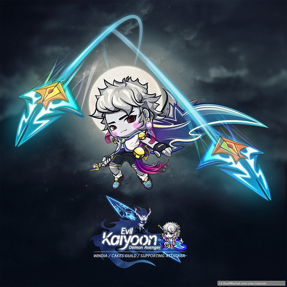 maplestory kaiser wallpaper viewing gallery