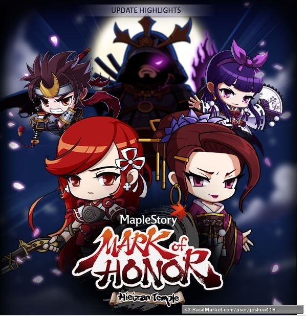 how to get honor exp maplestory
