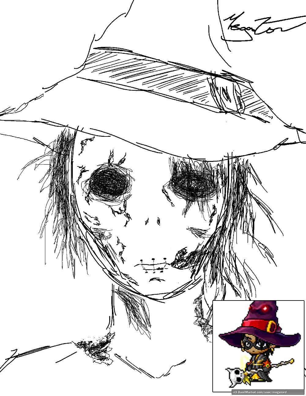 basilmarket zombie megazord