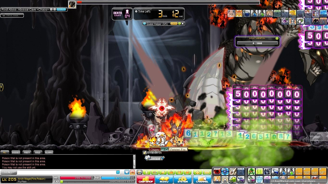 maplestory how to get to vellum