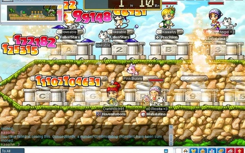 maplestory how to get boss damage