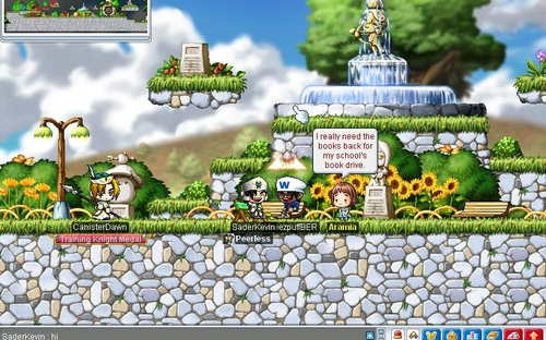 how to become a dawn warrior in maplestory