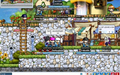 maple story himes