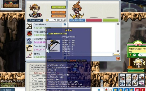 how to get boss damage maplestory