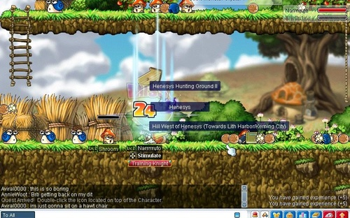 how to get to yu garden maplestory