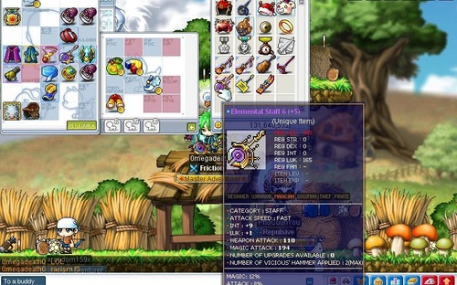 maplestory how to get to rein