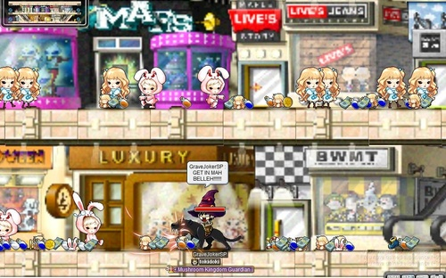 how to get equips in maplestory m