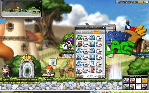 how to make a buccaneer maplestory