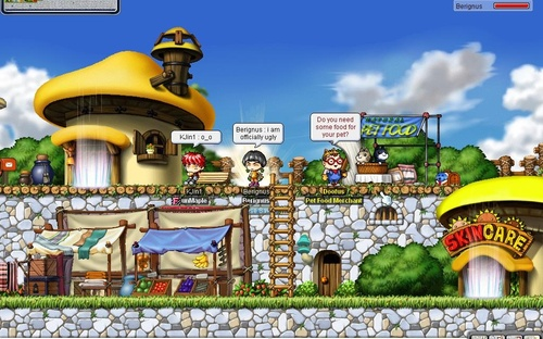 how to get to el nath maplestory