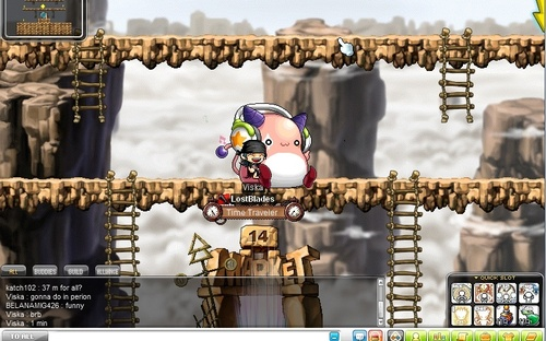 maplestory how to get diligence for pink bean