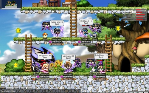 maplestory xenon how to get to veritas