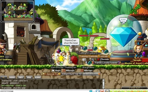 maplestory how to get to crimson