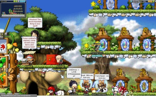 how to create a pic maplestory