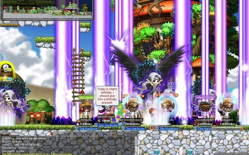 how to go to henesys in maplestory