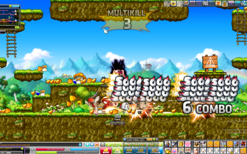 how to make money on maplestory after chaos