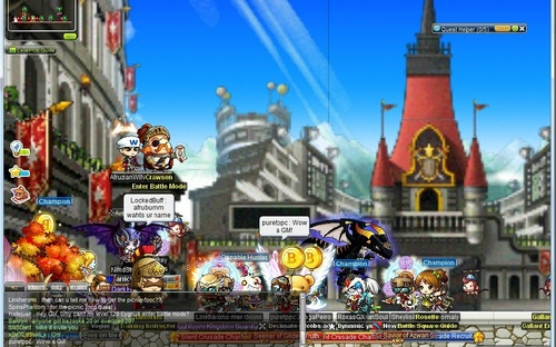 maplestory blazing sun perfect images are great
