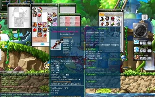 how to play kaiser maplestory