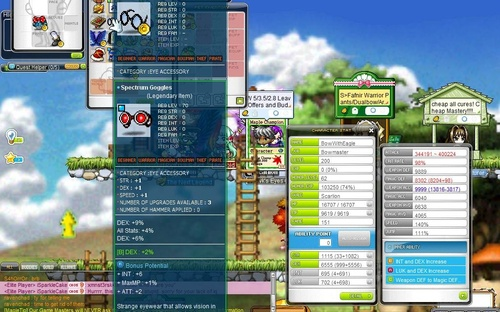 maplestory tower of oz guide