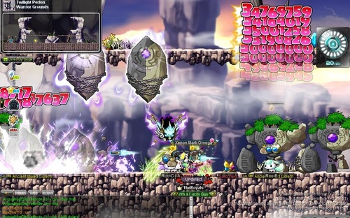 maplestory how to get 2 reinforced pendants