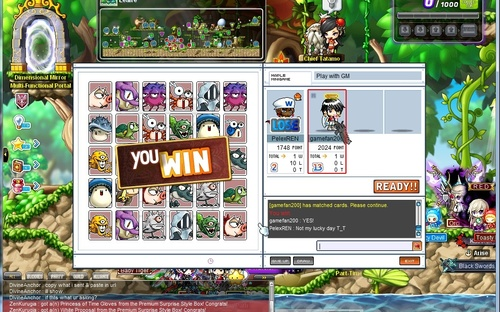 boss matchmaking maplestory Match id blue red winner session bettors pot started on  metool boss elementrer red matchmaking #10640 5  maplestory soldier borer blue .